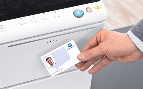 IC card authentication