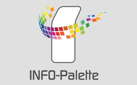 INFO-Palette design