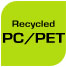 Recycled PC/PET