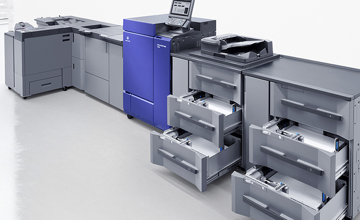 High productivity and reliability for fast turnaround
