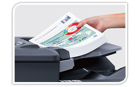 High-speed duplex scanner PF-711