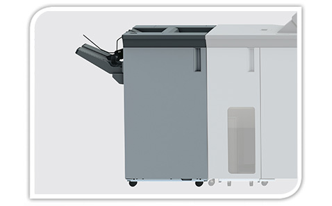 Staple finisher FS-532