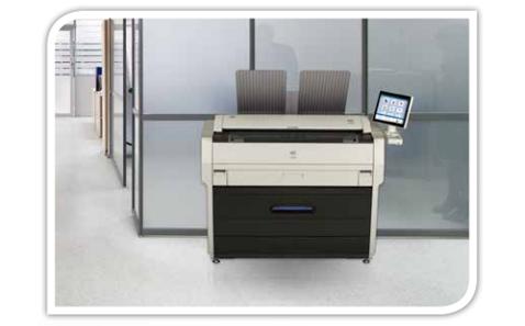 KIP 7170 system
