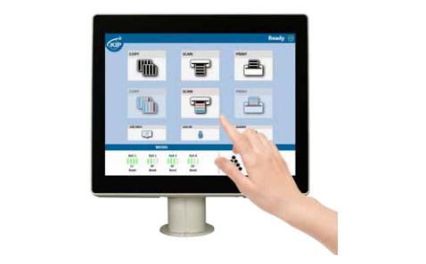Smart Multi-Touch Control