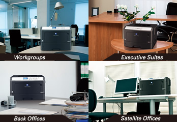Workgroups, Executive Suites, Back Offices, Satellite Office