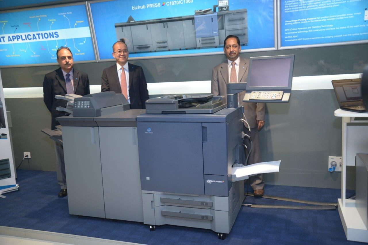 Konica Minolta Shapes Your Success with the Launch of new