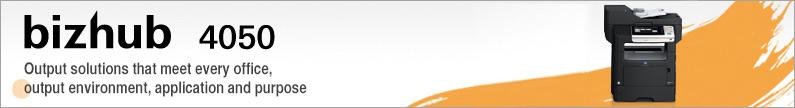 bizhub 4050 Product