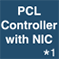 PCL Controller with NIC