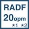 RADF 20opm