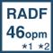 RADF 46opm