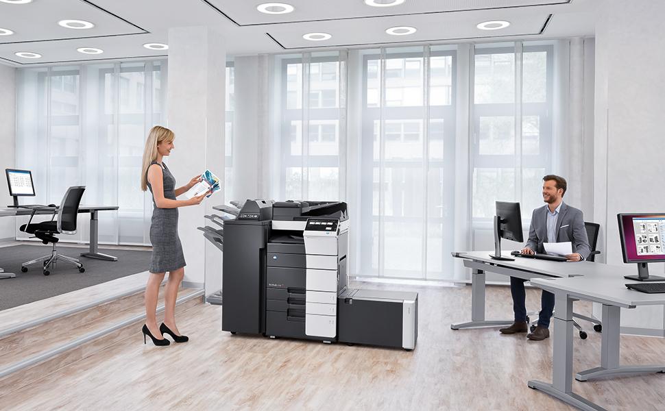 Server-less pull printing