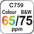 c759 Colour and B&W 33ppm