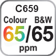 c659 Colour and B&W 33ppm