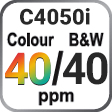 C4050i Colour and B&W 36ppm